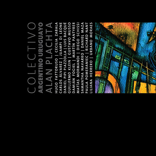 Colectivo Argentino Uruguayo de Alan Plachta