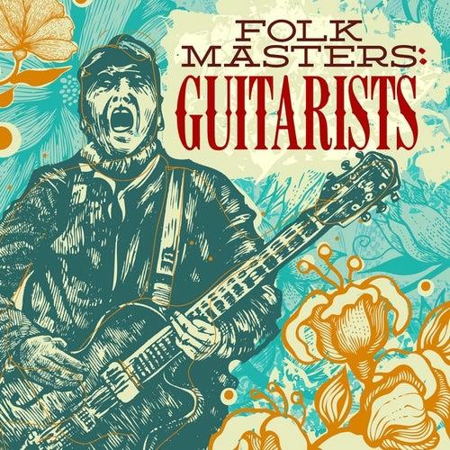 Folk Masters: Guitarists von Various Artists