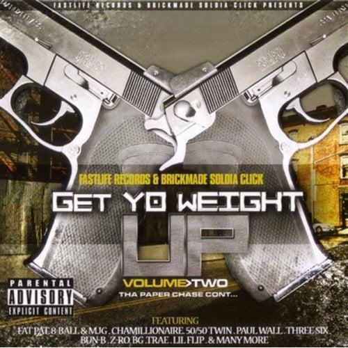 Get Yo Weight Up Vol. 2 de Various Artists