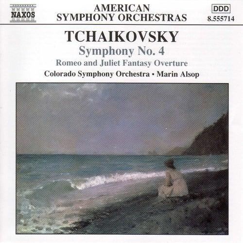 Symphony No. 4 von Pyotr Ilyich Tchaikovsky