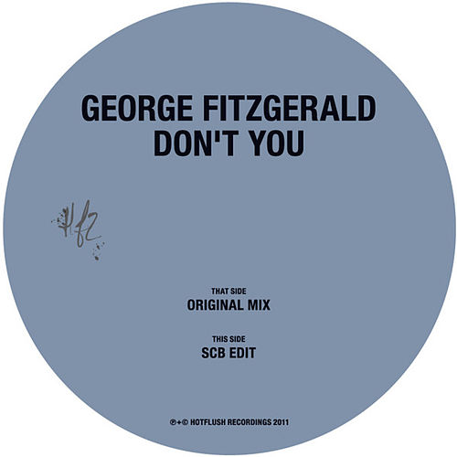 Don't You von George FitzGerald