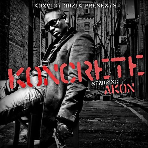 Koncrete Vol. 1 de Akon