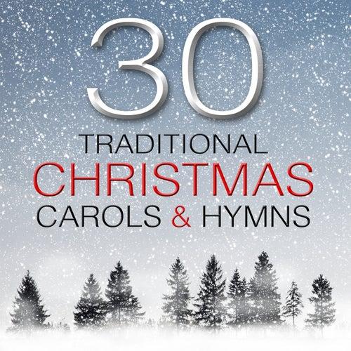 30 Traditional Christmas Carols & Hymns de Various Artists