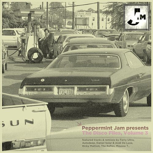 Peppermint Jam Pres. The Disco Files, Vol.3 by Various Artists