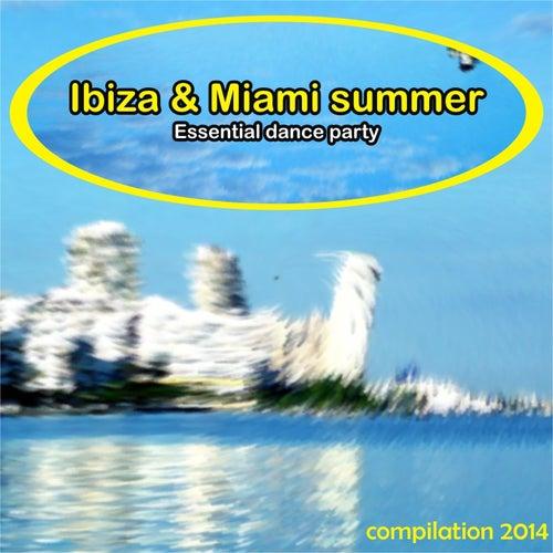 Ibiza & Miami Summer Compilation 2014 (50 Essential Dance Party) de Various Artists