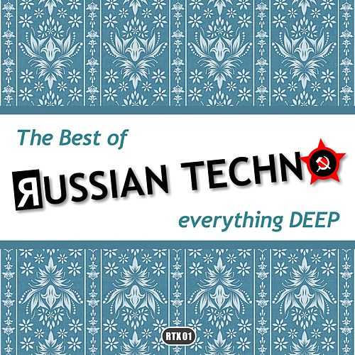 The Best Of Russian Techno - Everything DeEP - EP by Various Artists