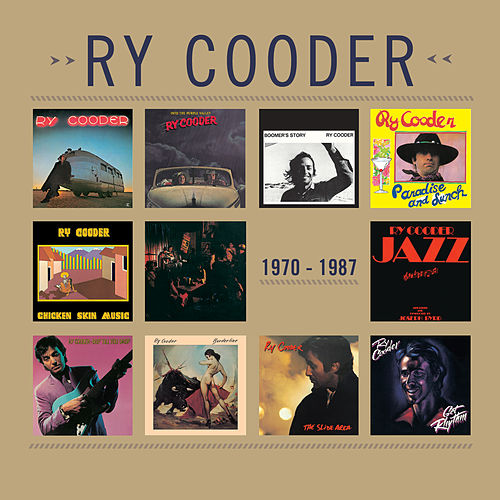 1970 - 1987 by Ry Cooder