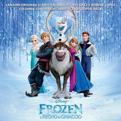Frozen: Il Regno di Ghiaccio (Colonna Sonora Originale) de Various Artists