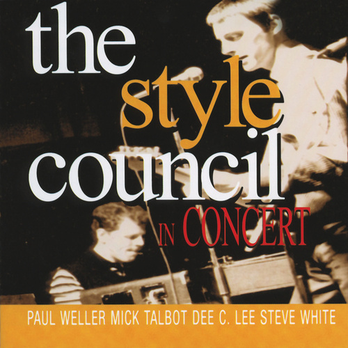 In Concert von The Style Council