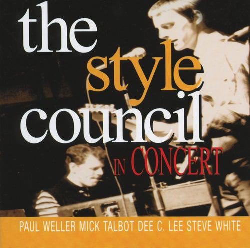 In Concert de The Style Council