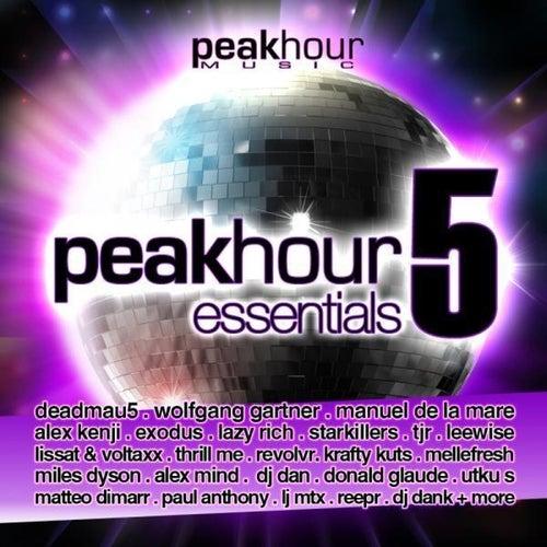 Peak hour Essentials 5 de Various Artists