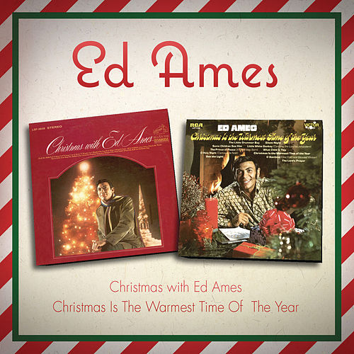 Christmas with Ed Ames / Christmas Is the Warmest Time of the Year de Ed Ames