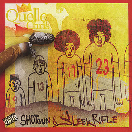 Shotgun & Sleek Rifle by Quelle Chris