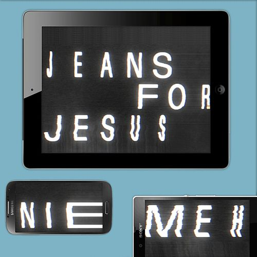 Nie Meh by Jeans for Jesus