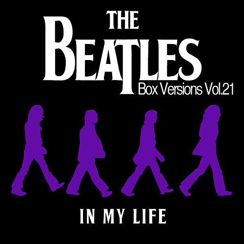 The Beatles Box Versions Vol.21 - In My Life de Various Artists