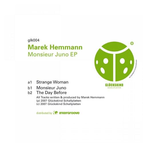 Monsieur Juno EP by Marek Hemmann