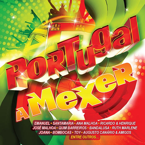 Portugal a Mexer by Various Artists