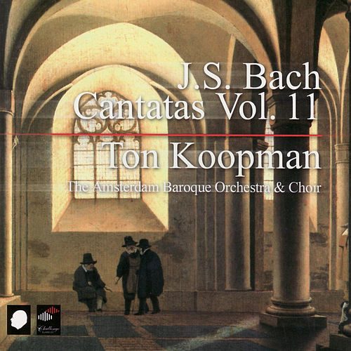 J.S. Bach: Cantatas Vol. 11 by Amsterdam Baroque Orchestra