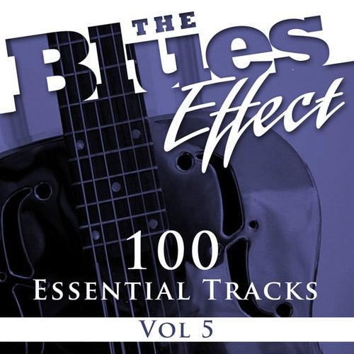 The Blues Effect, Vol. 5 (100 Essential Tracks) de Various Artists