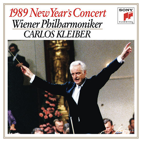Neujahrskonzert / New Year's Concert 1989 von Carlos Kleiber