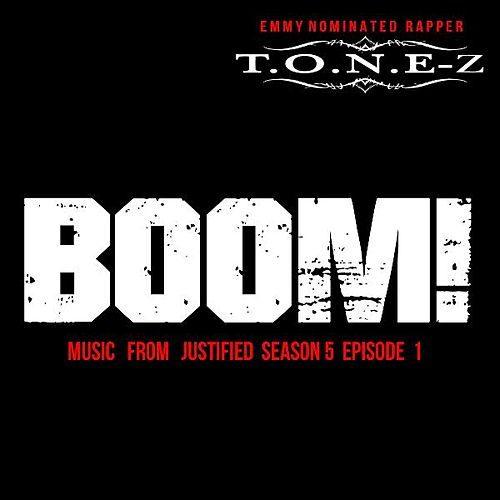 Boom! (Music from Justified Season 5) by ToneZ