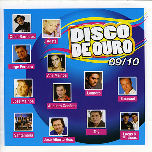 Disco de Ouro 09/10 by Various Artists