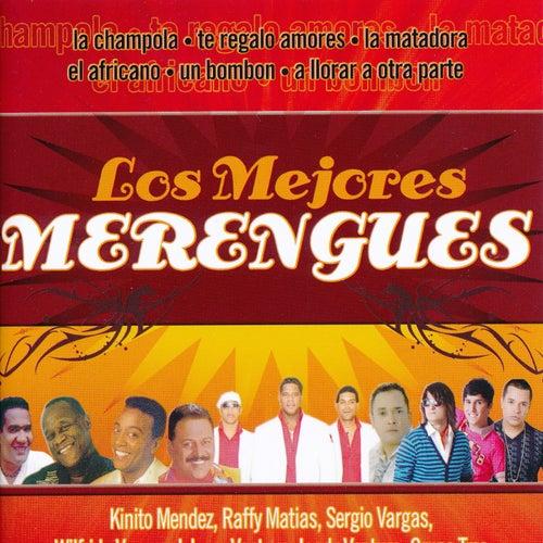 Los Mejores Merengues de Various Artists