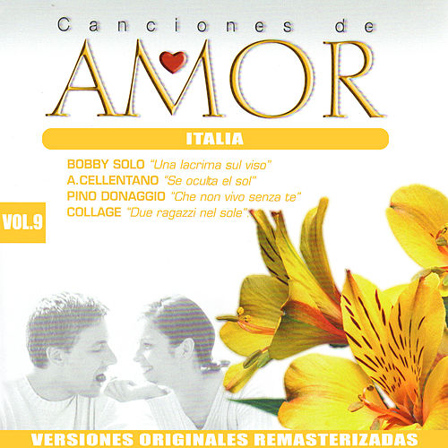 Canciones de Amor Vol.9: Italia von Various Artists