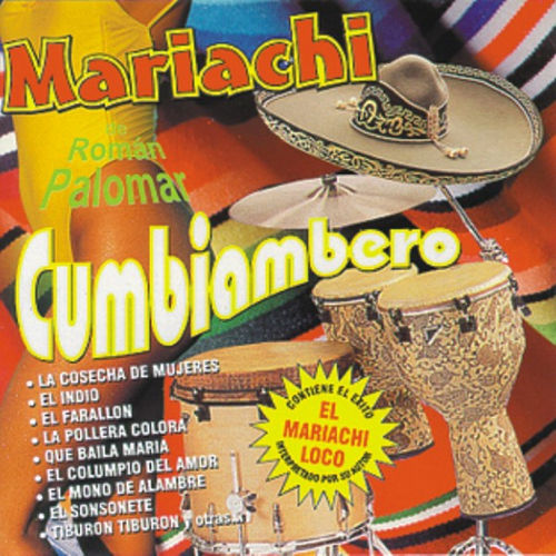 Mariachi Cumbiambero De Román Palomar von Music Makers