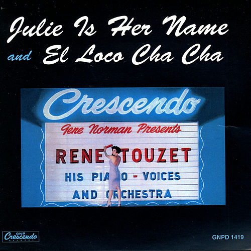 Julie Is Her Name von Rene Touzet