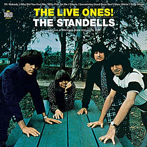 The Live Ones 6 Tracks de The Standells