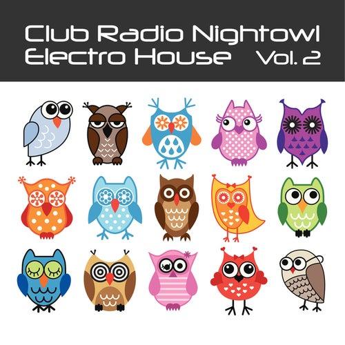 Club Radio Nightowl Electro House, Vol. 2 by Various Artists