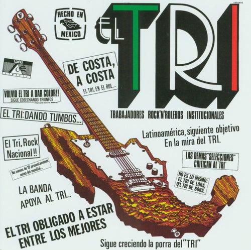 Hecho en México by El Tri