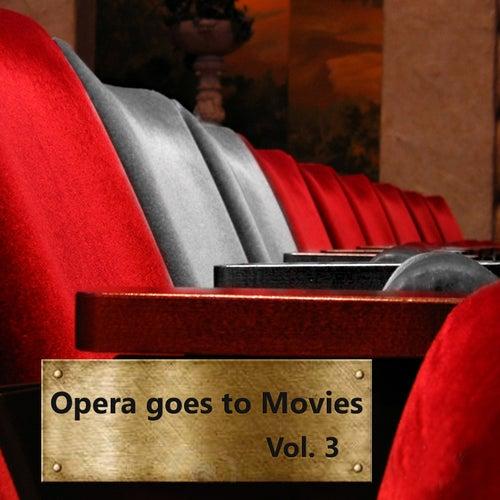 Opera Goes to Movies Vol. 3 de Prague Opera Orchestra