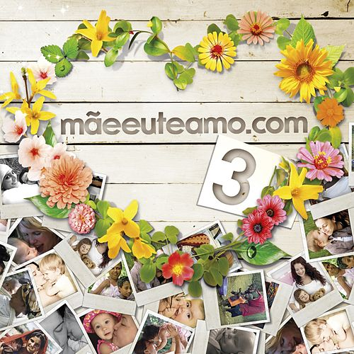 Mãeeuteamo.com 3 de Various Artists
