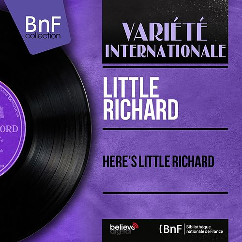 Here's Little Richard de Little Richard