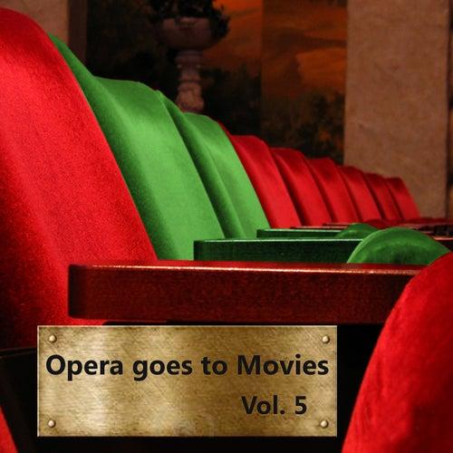 Opera Goes to Movies Vol. 5 de Prague Opera Orchestra