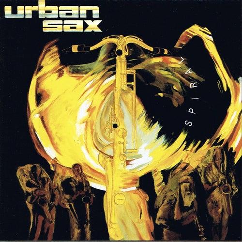 Urban Sax Spiral by Gilbert Artman Urban Sax