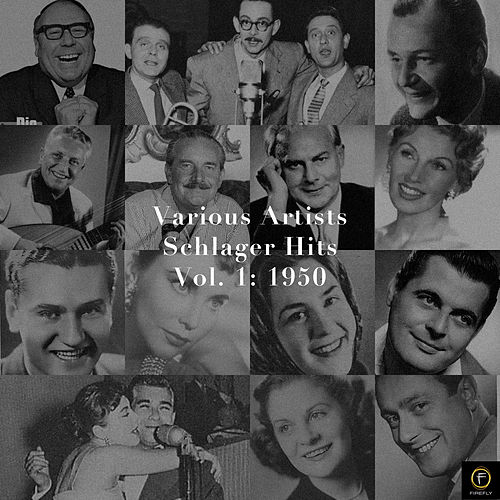 Schlager Hits, Vol. 1: 1950 de Various Artists