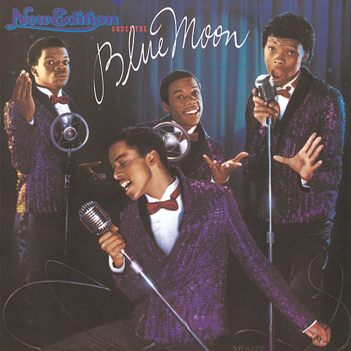 Under The Blue Moon de New Edition