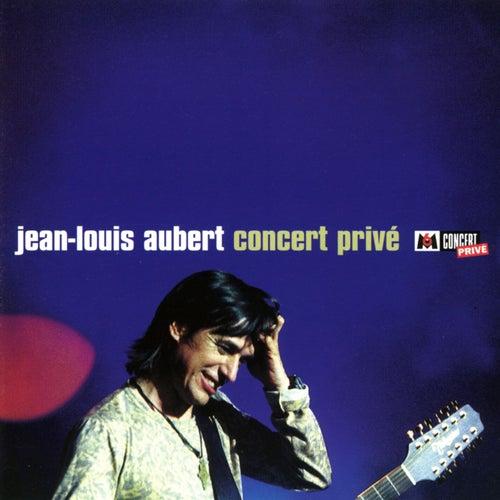 Concert privé M6 de Jean-Louis Aubert