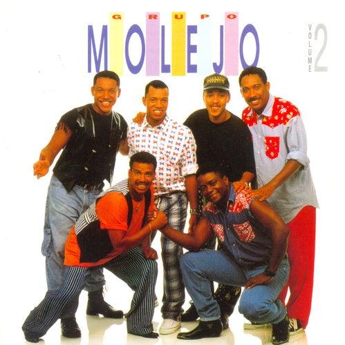 Grupo Molejo (-  Vol. 02) de Grupo Molejo