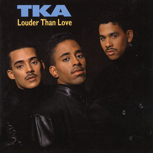 Louder Than Love by Tka