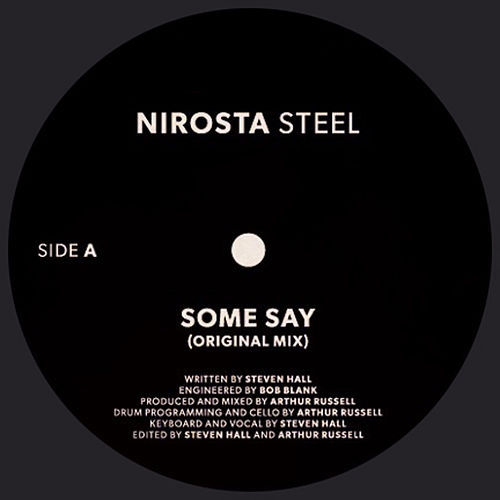 Some Say by Nirosta Steel