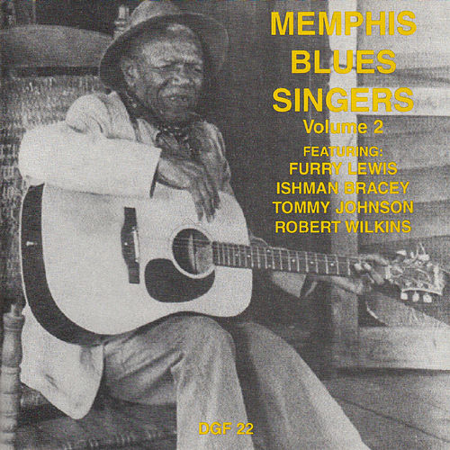 Memphis Country Blues Singers, Vol. 2 by Various Artists