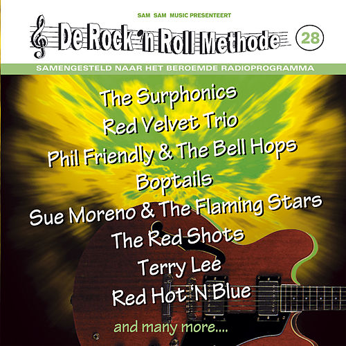 De Rock 'N Roll Methode, Vol. 28 by Various Artists