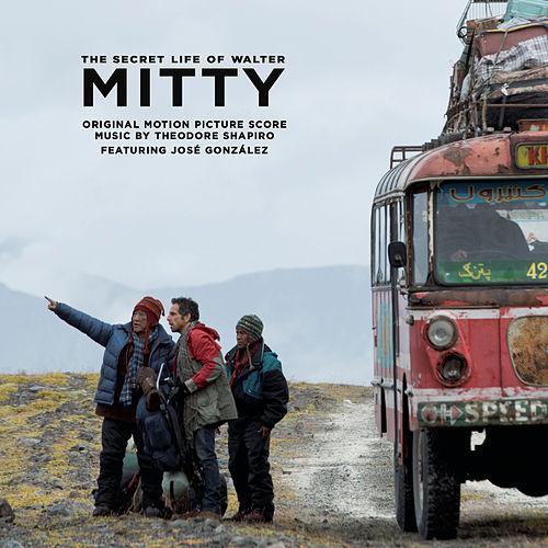 The Secret Life of Walter Mitty (Original Motion Picture Soundtrack) van Theodore Shapiro
