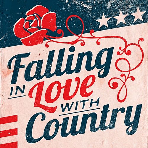 Falling In Love With Country de Various Artists