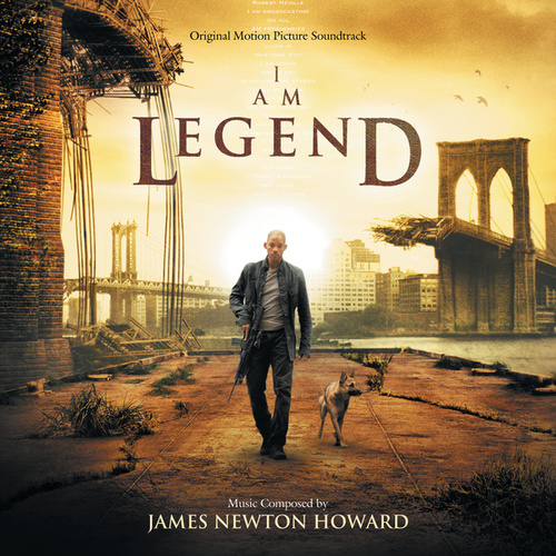 I Am Legend by James Newton Howard