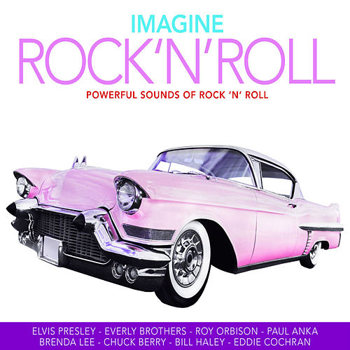 Imagine Rock'N'Roll - 100 Powerful Sounds of Rock'N'Roll by Various Artists